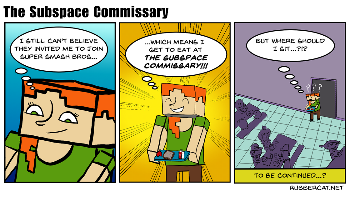The Subspace Commissary