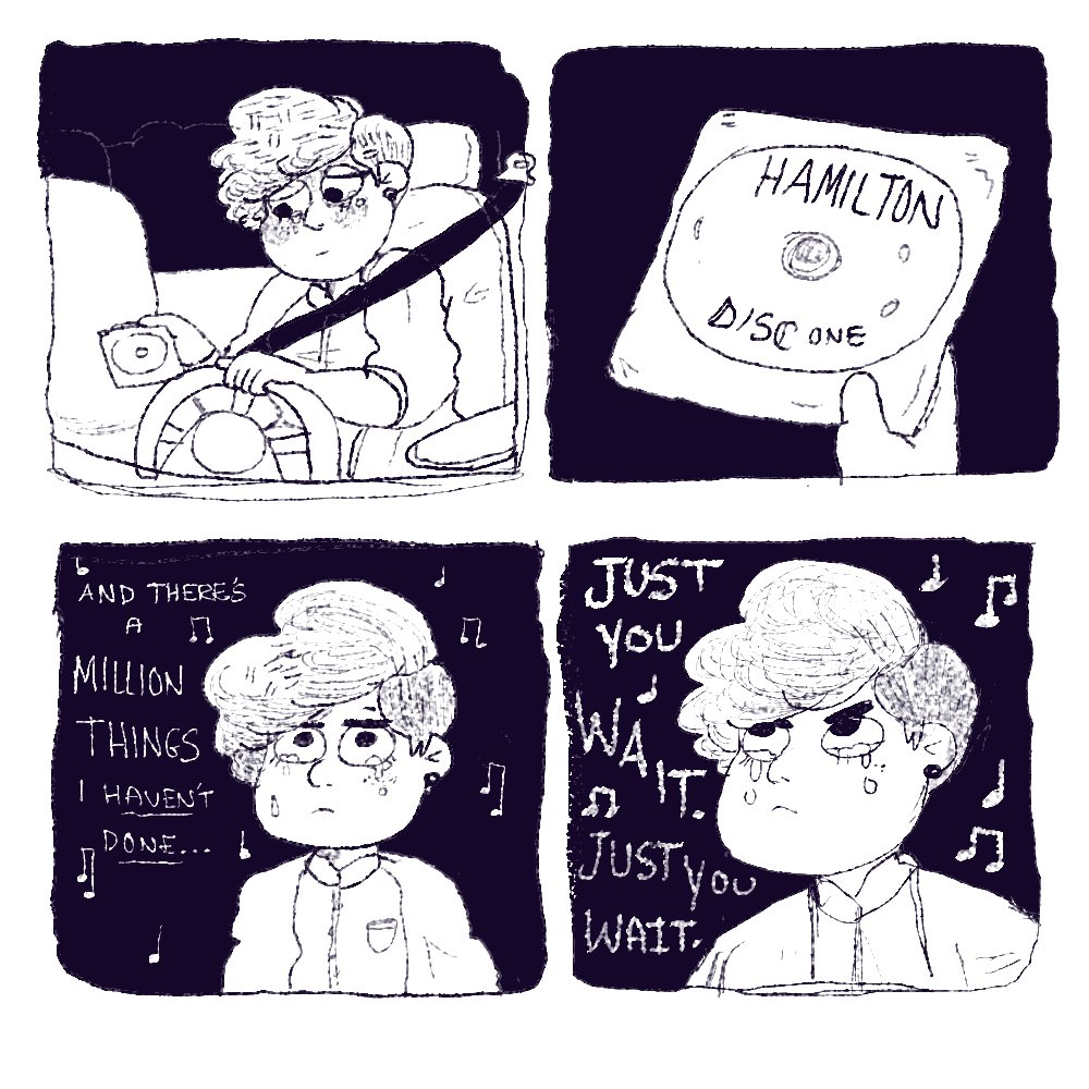 hamilton comic