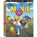 The Simpsons Movie Dvd Details Rubbercat Net Simpsons