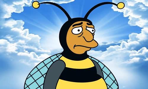 An image of Bumblebee Man.