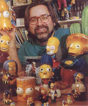 matt groening salary per episode